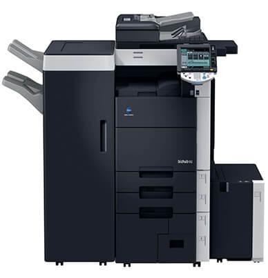 Konica Minolta Photocopier Distributor in Karachi bizhub 552, Konica Minolta bizhub 552