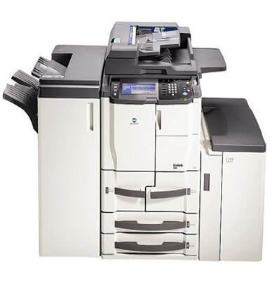 Konica Minolta Photocopier Dealer in Karachi bizhub 600, Konica Minolta bizhub 600