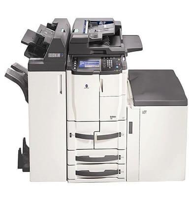 Konica Minolta Photocopier Trader in Pakistan bizhub 750, Konica Minolta bizhub 750