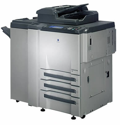 Konica Minolta Photostat machine on Rent in Karachi bizhub Pro 920, Konica Minolta bizhub Pro 920