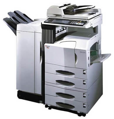 Photocopier machine on rent in Karachi Kyocera KM-4035, Kyocera Mita KM-4035