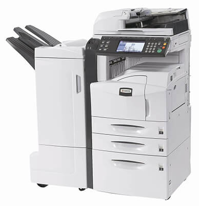 Kyocera Photocopiers on rent in Karachi KM 4050, Kyocera KM 4050