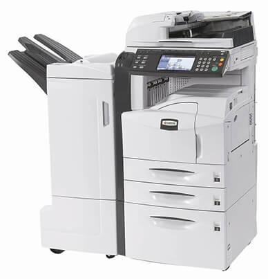 Kyocera Photocopiers on rent in Karachi KM 4050, Kyocera KM 4050