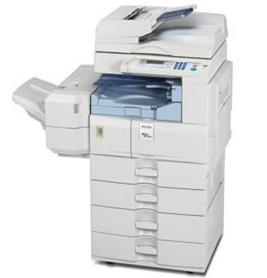 Photocopy machine on rent in Karachi Ricoh MP 2500, Ricoh Aficio MP 2500