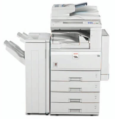 Ricoh photocopier machine on rent in karachi 2510, Ricoh Aficio MP 2510