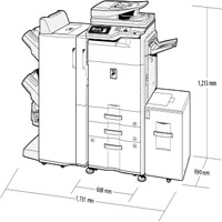 Correct Size and Dimensions of Photocopier for your Business, Size-and-Dimensions-of-Photocopier