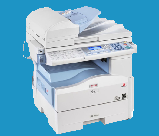Ricoh Desktop Photocopy machine in Karachi MP 171