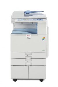PHOTOCOPIER ON RENT IN KARACHI RICOH MPC 2051