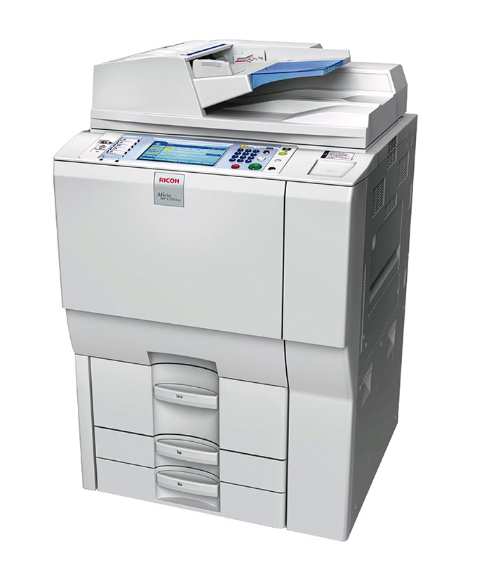 Ricoh 6501 Photocopier rental in Karachi, Ricoh MPC 6501